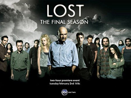 Poster Lost 6a Temporada