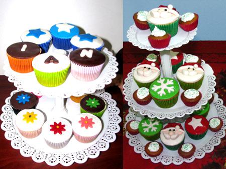 os melhores cupcakes