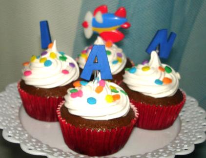 como fazer cupcakes