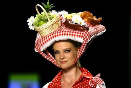 Moda bizarra para mulheres