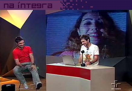 programa Login da Tv Cultura 08/07/10